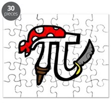 Pi Pirate Puzzle