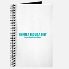 I'm on a tequila diet Journal