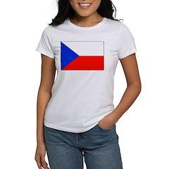 Czech Republic Women's T-Shirt