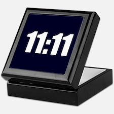 11:11 Keepsake Box