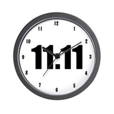 11:11 Wall Clock