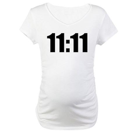 11:11 Maternity T-Shirt