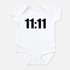11:11 Infant Bodysuit