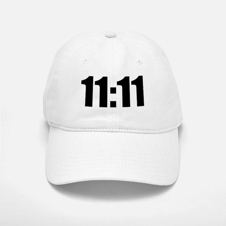 11:11 Baseball Baseball Cap