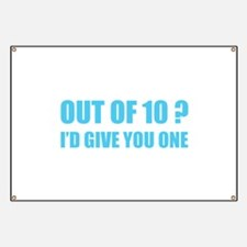 Out of 10? Banner