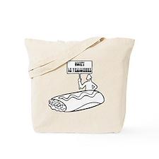 Occupy La Vallesanna Tote Bag