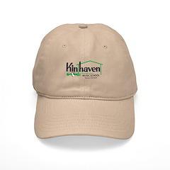 NEW! Kinhaven Baseball Cap - White or Khaki