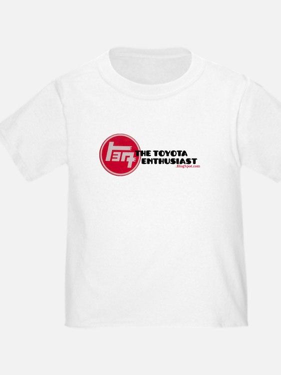 The Toyota Enthusiast2.blogspot T-Shirt