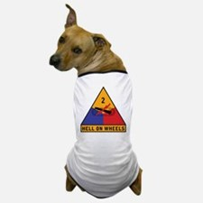 2nd Armored Division Dog T-Shirt