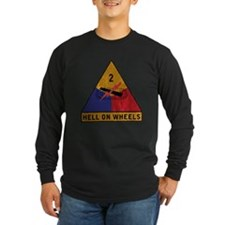 2nd Armored Division Vintage T