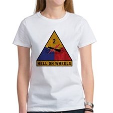 2nd Armored Division Vintage Tee