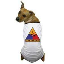 3rd Armored Division Dog T-Shirt