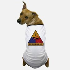 3rd Armored Division Vintage Dog T-Shirt