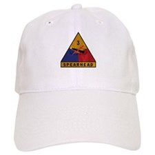 3rd Armored Division Vintage Baseball Cap