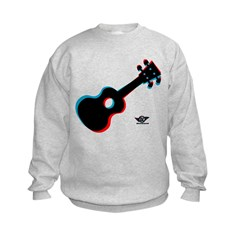 Ukulele 3D Sweatshirt
