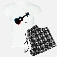Ukulele 3D Pajamas