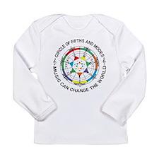 Cool Diagram Long Sleeve Infant T-Shirt