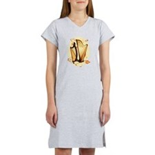Harp Love Women's Nightshirt