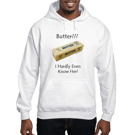 Butter??? Hooded Sweatshirt