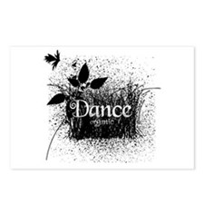 Dance Organic Postcards (Package of 8)