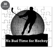 No Bad Time for Hockey Puzzle