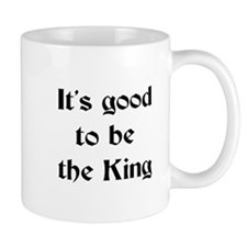 king good Small Mug