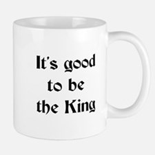 king good Small Small Mug