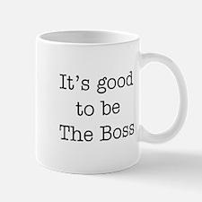 boss good Mug