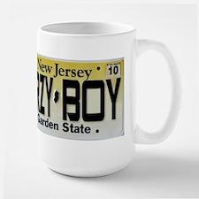 Jersey Boy Mug