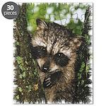Baby Raccoon Puzzle