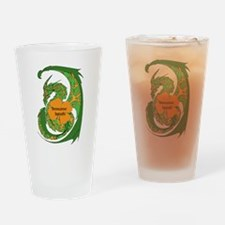 Insane Irish Drinking Glass: Carleen's Design