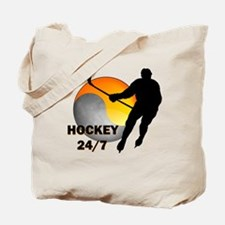 Hockey 24/7 Tote Bag