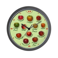 Apple ID Wall Clock