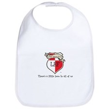 Little Heroes Fund Bib