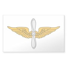Aviation Branch Insignia Decal
