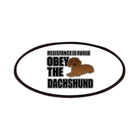 Dachshund Patches