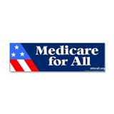 "Medicare for all 3"" x 10"""