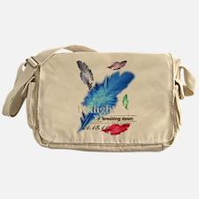 Breaking Dawn: forever... Messenger Bag