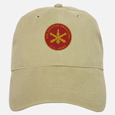 Air Defense Artillery Plaque Baseball Baseball Cap