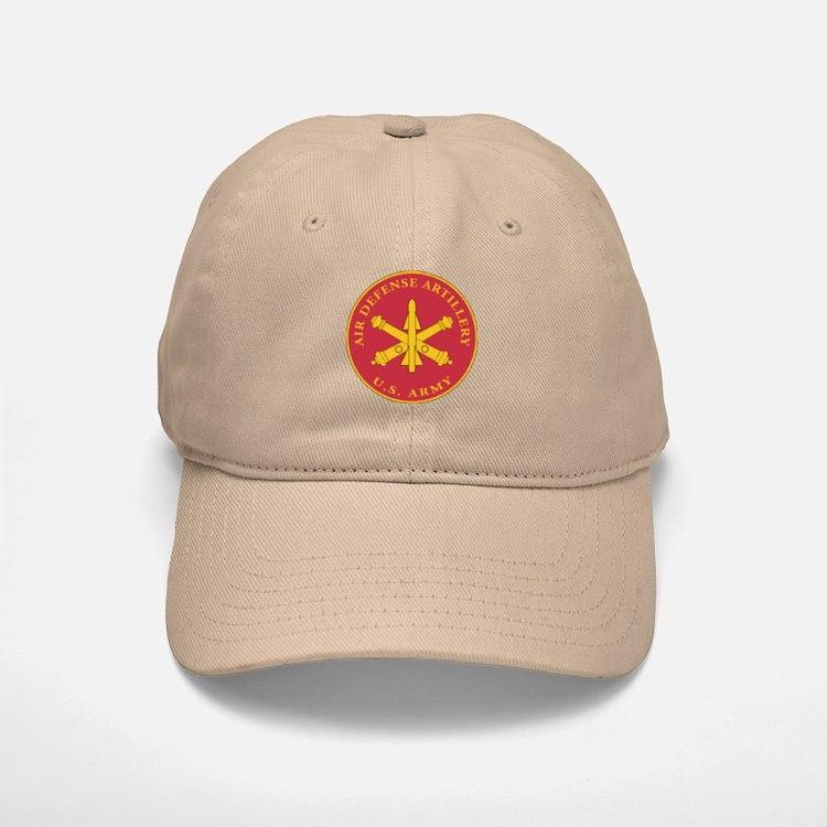 Air Defense Artillery Plaque Baseball Baseball Cap