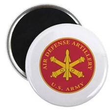 Air Defense Artillery Plaque Magnet
