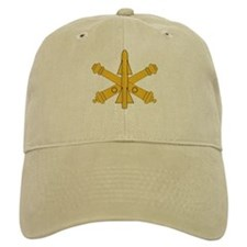 Air Defense Artillery Branch Insignia Baseball Baseball Cap