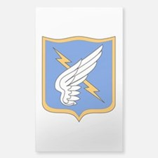 25th Aviation Regiment -DUI - Sticker (Rectangle)