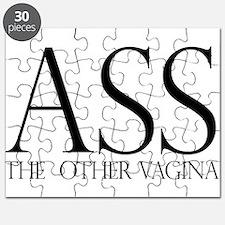 Ass.... (large) Puzzle