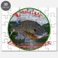 Daddy's little fishing Buddy Puzzle