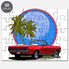 Mustang convertible Puzzle