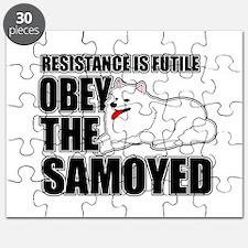 Samoyed Puzzle