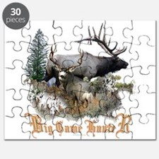 Big Game Hunter Puzzle