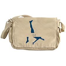 Honduras Soccer Messenger Bag