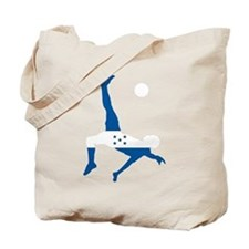 Honduras Soccer Tote Bag